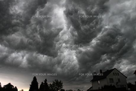 thunder-stormの素材 [FYI00878342]