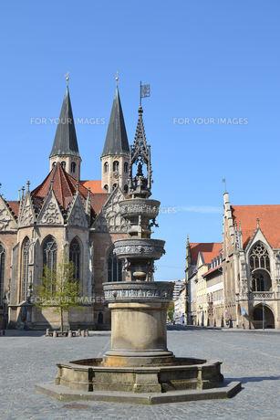 historic_buildingsの写真素材 [FYI00878676]