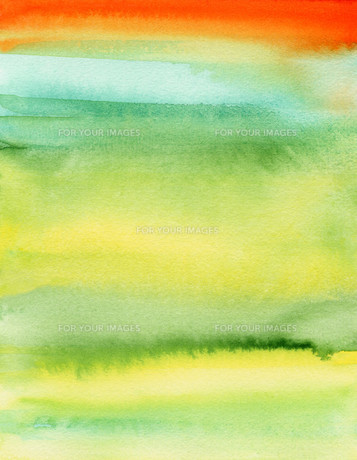 stripes watercolor abstract patternの素材 [FYI00879101]