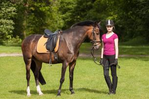 equitation_sportsの写真素材 [FYI00879335]