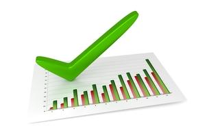 chartの写真素材 [FYI00879466]