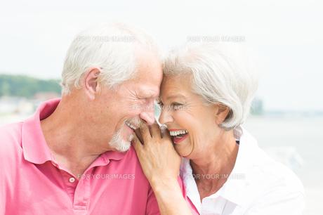 oap coupleの写真素材 [FYI00879668]