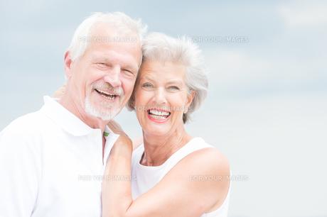oap coupleの写真素材 [FYI00879671]