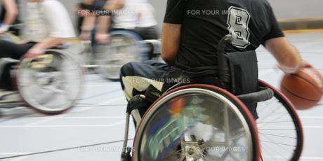 wheelchairの素材 [FYI00879721]