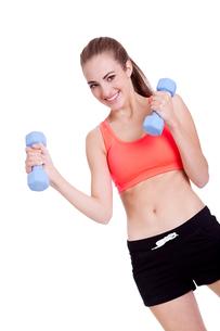 fitness_funsportの写真素材 [FYI00879833]