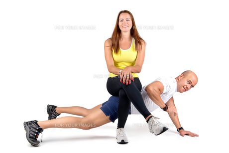fitness_funsportの写真素材 [FYI00881230]