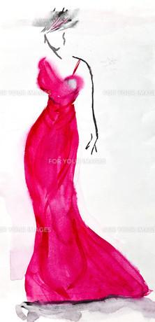 womanの写真素材 [FYI00881603]