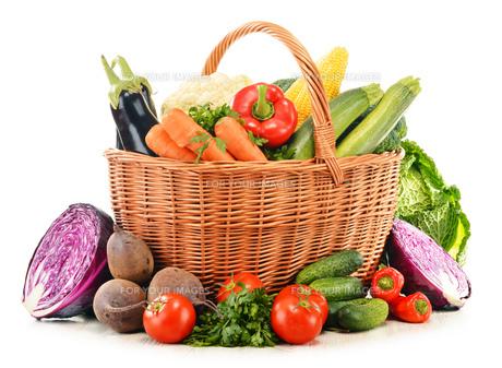 fruits_vegetablesの写真素材 [FYI00882952]