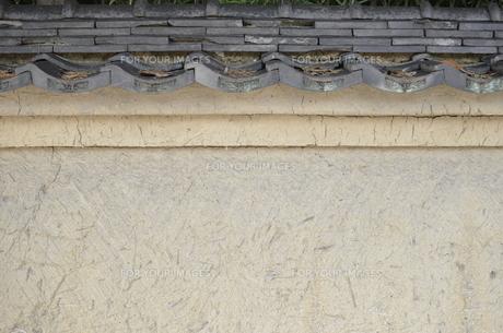 背景素材 漆喰の壁の写真素材 [FYI00883562]