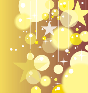 クリスマスの背景のイラスト素材 [FYI00883644]