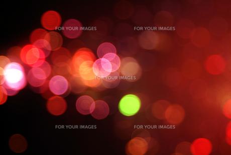 ピンボケの花火の写真素材 [FYI00884391]