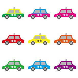 タクシー バンコクのイラスト素材 [FYI00884520]