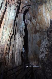 秋芳洞の風景の写真素材 [FYI00885194]