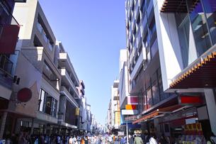 横浜元町ショッピングストリートの写真素材 [FYI00885443]