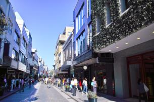 横浜元町ショッピングストリートの写真素材 [FYI00885446]