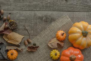 ハロウィンのかぼちゃの写真素材 [FYI00885797]