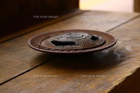 古い灰皿の写真素材 [FYI00885943]