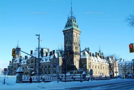 カナダ最高裁判所の写真素材 [FYI00886365]
