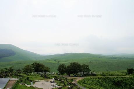 秋吉台国定公園の風景の写真素材 [FYI00886788]