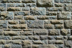 古い石壁の写真素材 [FYI00887052]