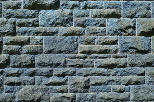 古い石壁の写真素材 [FYI00887053]