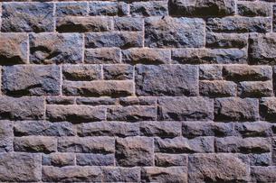 古い石壁の写真素材 [FYI00887054]