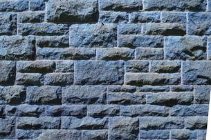 古い石壁の写真素材 [FYI00887055]