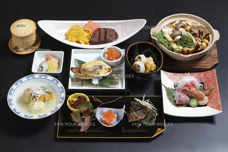 和食 日本料理の写真素材 [FYI00887236]