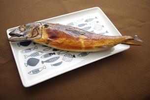 焼き魚の写真素材 [FYI00887242]