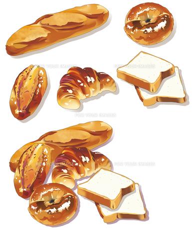 パンの写真素材 [FYI00887250]