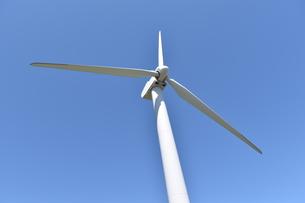 風力発電機の写真素材 [FYI00887510]