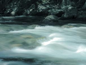 宮崎県 椎葉村の渓流の写真素材 [FYI00887844]
