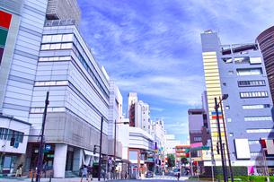 目黒駅東口の写真素材 [FYI00888266]