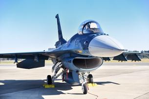 航空自衛隊のF-2戦闘機の写真素材 [FYI00889249]