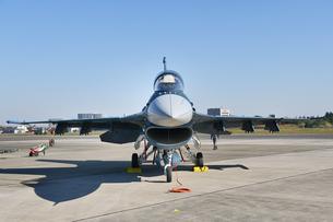 航空自衛隊のF-2戦闘機の写真素材 [FYI00889250]