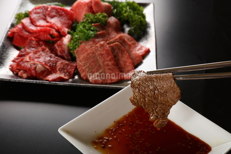 焼肉の写真素材 [FYI00889366]