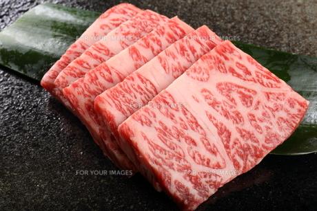 焼肉の写真素材 [FYI00889412]