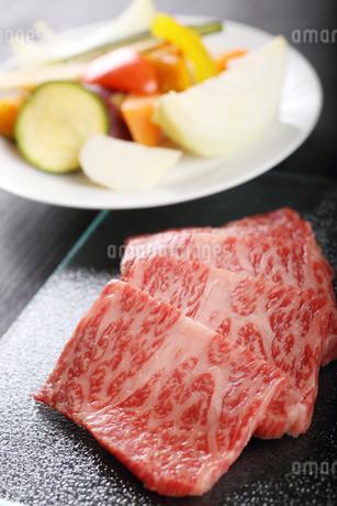 焼肉の写真素材 [FYI00889427]