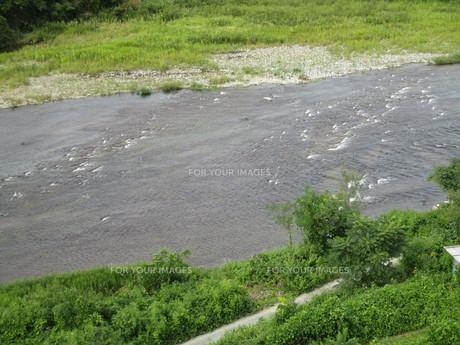 秩父の川の写真素材 [FYI00889943]