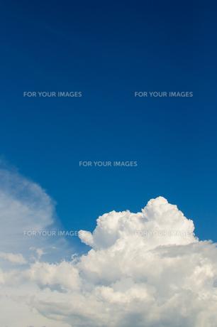 夏空の写真素材 [FYI00890148]