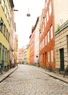 ヨーロッパの街並みの写真素材 [FYI00890165]