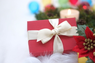 クリスマスプレゼントの写真素材 [FYI00890473]