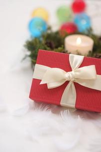 クリスマスプレゼントの写真素材 [FYI00890478]