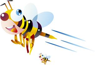 蜂のイラスト素材 [FYI00890907]