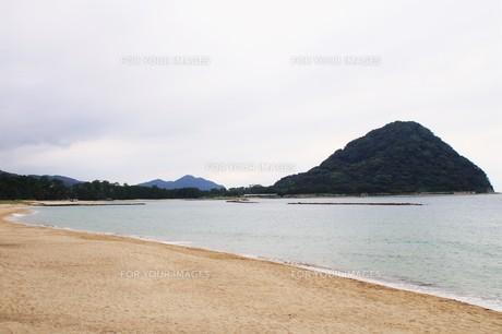 萩の町並み 越ヶ浜の写真素材 [FYI00891542]