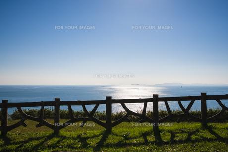 姫路小赤壁からの眺望の写真素材 [FYI00891599]