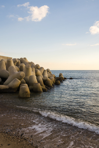 神戸須磨海岸の写真素材 [FYI00891602]