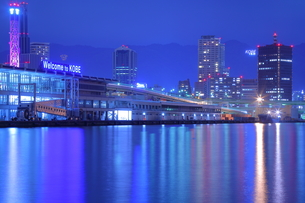 神戸の写真素材 [FYI00891963]