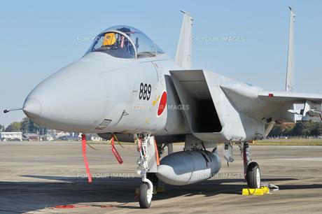 航空自衛隊のF-15戦闘機の写真素材 [FYI00892905]