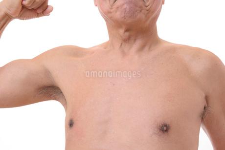 日本人シニアの健康体の写真素材 [FYI00893095]